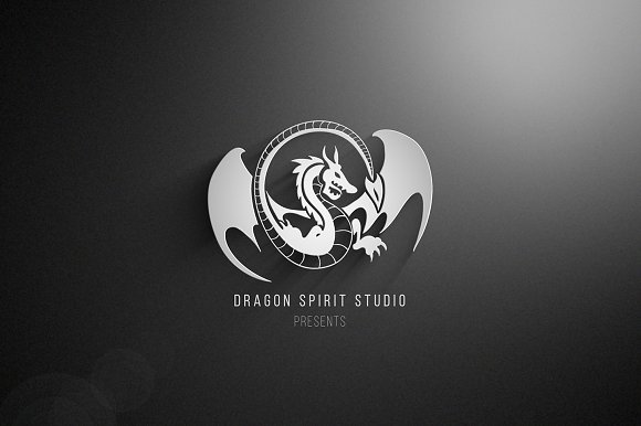 Cinematic Elegant Logo