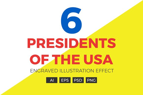 6 Presidents Of The USA