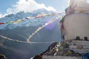 Himalayan Prayer Flags