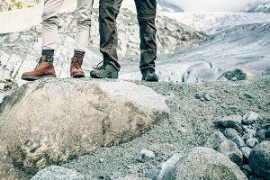Hikers' Boots