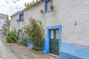 Portuguese typical house
