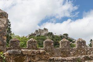 Castelo dos Mouros,Sintra (Portugal)