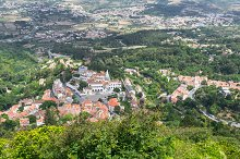 Village of Sintra,Portugal