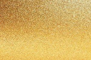 Golden shiny background