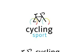 Sport Cycling Logo