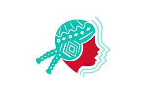 Peruvian Girl Hat Side Icon