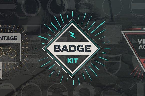 Badge Creator Kit Vol.2 - Logos