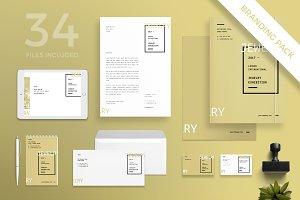 Branding Pack | Jewelry Exhibition