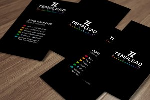 Corporate Business Card SE0262