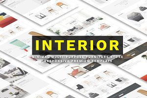 Interior – Multi-purpose HTML Theme