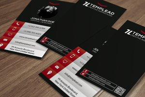 Corporate Business Card SE0263