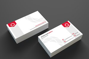 Corporate Business Card SE0265