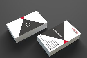 Corporate Business Card SE0268
