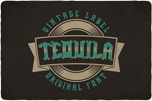 Tequila Typeface