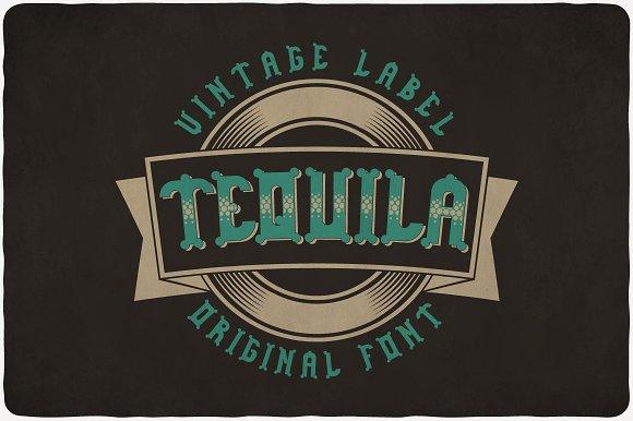 Tequila Typeface