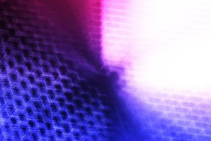 Abstract pink and purple light leak illustration background