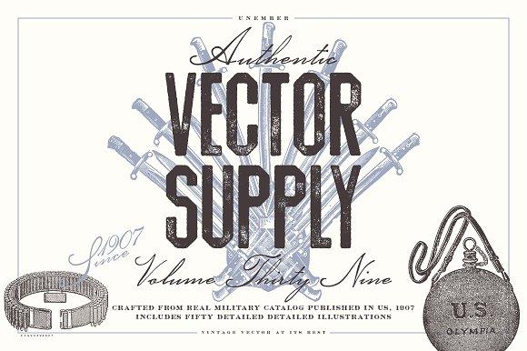 Unember Vector Supply Volume 39