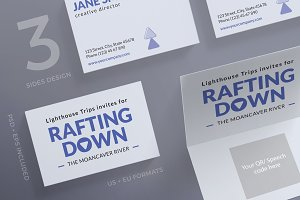 Business Cards | Rafting