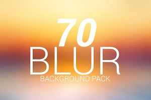 70 Blur Background Pack Vol.1