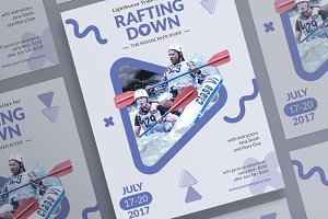 Posters | Rafting