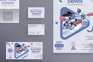 Print Pack | Rafting