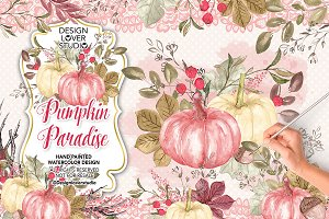 Pumpkin Paradise design