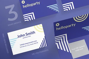 Business Cards | Hello Party