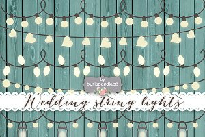 Vector string lights