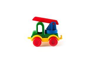 Children's toy car