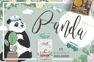 Pandas Merry Party