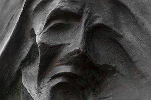 Statue of Grim Reaper
