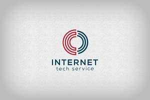 Internet Service Logo