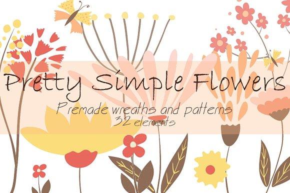 Pretty Simple Flowers