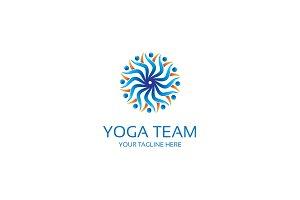 Yoga Team Logo