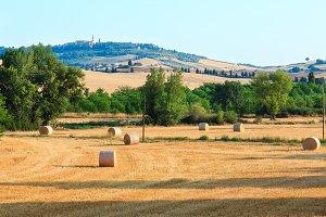 Tuscany countryside, Pienza, Italy