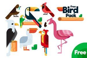 FREE Bird Pack!
