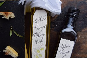 Olive Oil | Balsamic Vinegar | Bread