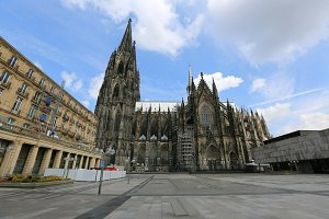 Cologne Cafedral, Cologne, Germany