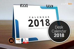 Desk Calendar 2018_V4