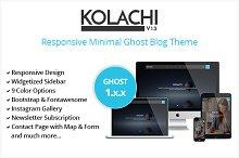Kolachi - Responsive Minimal Theme