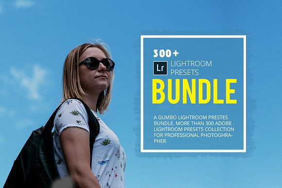 300+ Lightroom Presets Bund-Graphicriver中文最全的素材分享平台