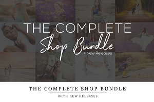 Complete Shop Bundle + New Releases