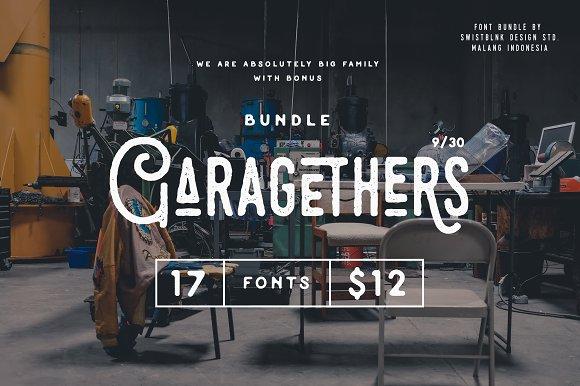 Garagethers Bundle 90% OFF