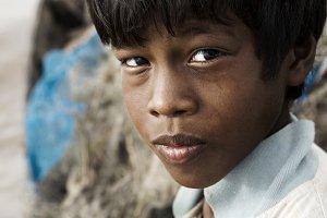 Combodian Boy