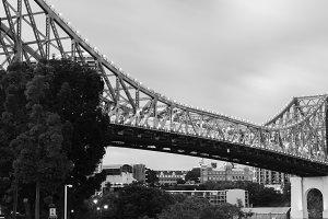 Story Bridge in Brisbane City