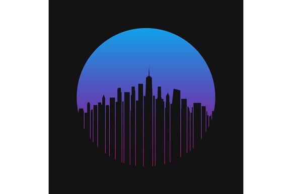 New York City T-shirt And Apparel Vector Design