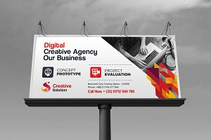 Roll-Up & Billboard Banner