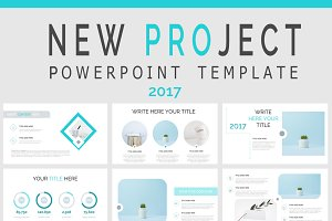 New Project Powerpoint sale of