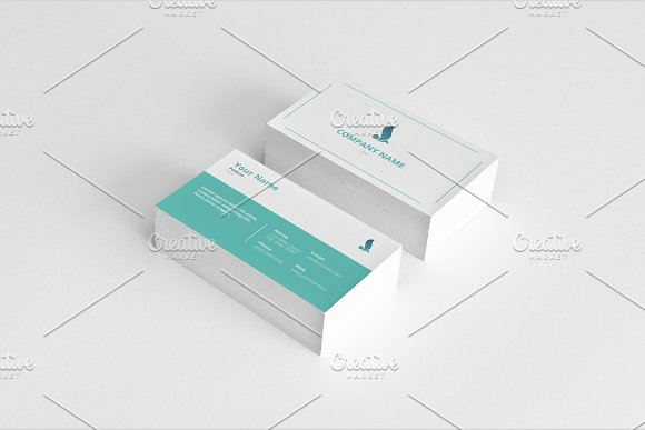 Business Card Template-V13-Graphicriver中文最全的素材分享平台