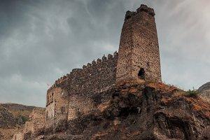 Khertvisi Fortress in the Samtskhe-Javakheti region of Georgia
